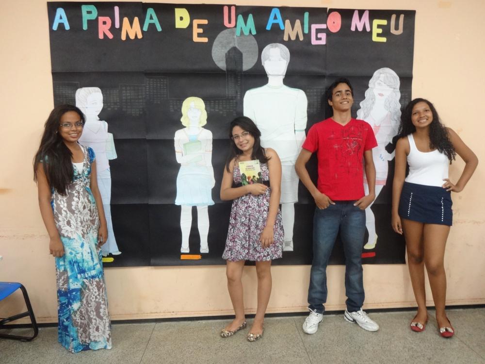 Projeto (Re)Descobrindo os Clássicos: Sarau Literário (1/4)