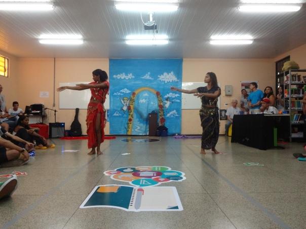 Dança do ventre - Clara e Gabriela Lira (1)