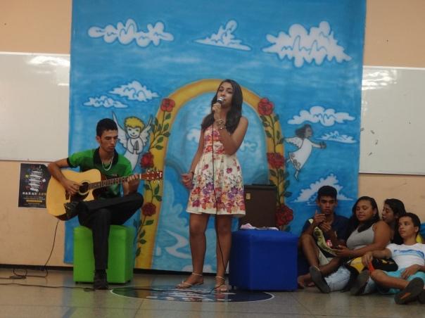 Welton Sousa e Layssa Mirelle - música