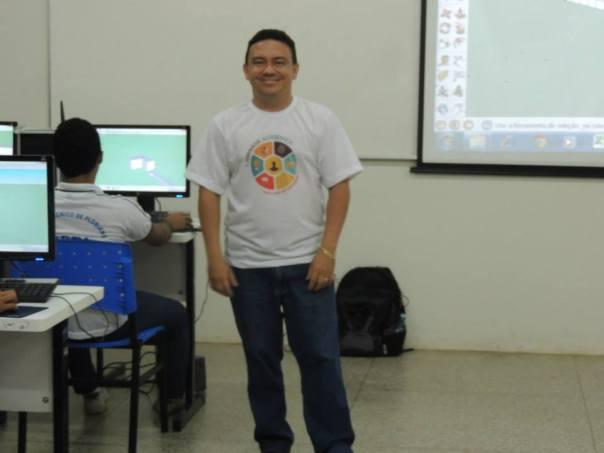 Presidente da Comissão Organizadora, Ricardo Garapa.
